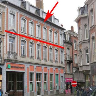 Appartement à louer à Dinant 2