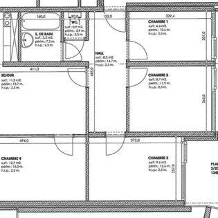 Appartement à vendre à Ottignies-Louvain-la-Neuve 14